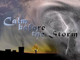 calam before storm